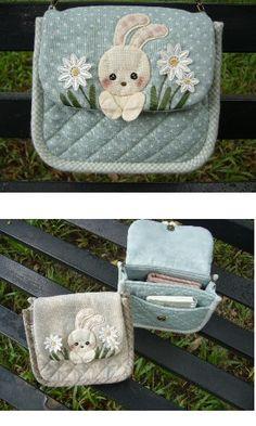 handmade corner: DIY Kit - Multipurpose Bag
