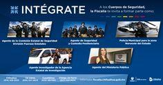 Convoca FGE a integrarse a los cuerpos de seguridad pública de Chihuahua | El Puntero