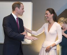 19 Times Will and Kate Cracked Each Other Up