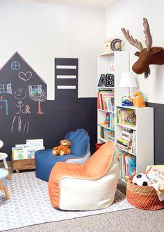 Como decorar un rincón infantil de juegos