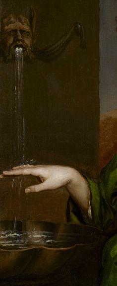 Lucy Hay nee Percy, Countessof Carlisle by Adriaen Hanneman