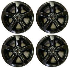 "20"" Dodge Ram 1500 2006 2007 2008 Factory OEM Rim Wheel 2267 Satin Black Set · $815.00 Toyota Trd Pro, Toyota Tacoma, Trd Pro Wheels, 20 Rims, Dodge Ram 1500, Fj Cruiser, Oem, Satin, Black"