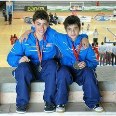 Medalla Campeonato de Selecciones minibasket en Cadiz