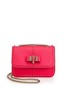 Christian Louboutin - Sweety Charity Small Stud-Trim Crossbody Bag (=)