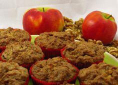Voedselzandloper-proof: Havermout-appel-cakejes