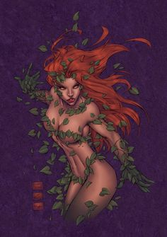 Poison Ivy by Turner and Weems by =northchavis