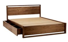 Matera Bed with Storage Designed by Sean Yoo  $4,985.00 $4,237.25