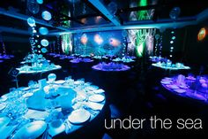 Under the Sea #theme
