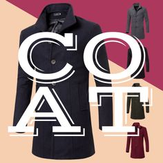 Nothing better than a nice coat to go through winter time!  $97.99 - #coat #wool #winter #runit365