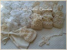 Terço de Crochê | Laline Zacarkim | Flickr