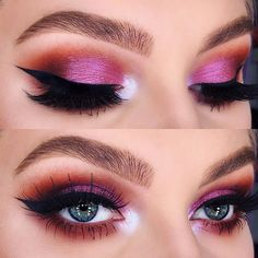 Shadows: @purcosmetics Pur Pro X @etienneortega Eyeshadow Palette shade Adobe, @anastasiabeverlyhills Deep Plum & Gemstone, and @danessa_myricks Daydreaming on inner corner   Liner: @purcosmetics On Point Liquid Eyeliner in Black  Lashes: @mademoisellelash Jenai (FAV LASHES EVER! Use code Alyssa for a discount😉)  Brows: @anastasiabeverlyhills Taupe Brow Wiz & Granite Tinted Brow Gel✨  #purcosmetics #anastasiabeverlyhills #danessamyricksbeauty #mademoisellelash