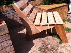 bank holiday scrap wood project.....