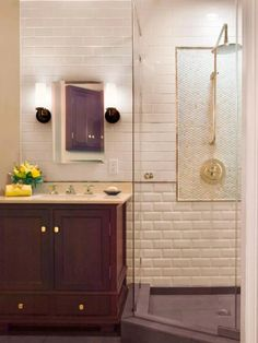 the pros and cons of tiled walk in showers home decor style rh pinterest com