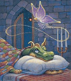 Cookie Faerie by Randal Spangler