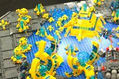 StarCraft A Lego Microscale Collaboration 2