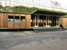 Maison Ferembal designed by Jean Prouve