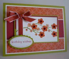 CC221 Eastern Tangerine by nitestamper - Cards and Paper Crafts at Splitcoaststampers