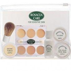 Beauty Care Sample Kit with Free Kabuki Brush