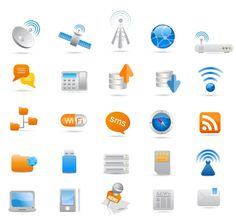 Free vector icon Wireless and Communication Icon Set Email Icon, Compass Icon, Communication Icon, Phone Icon, Instructional Design, Electronic Media, Vector Free Download, Vector Icons, Vector Vector
