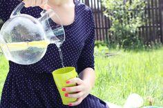 #unbeschwertgeniessen #sommer #natur #limonade
