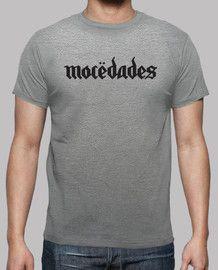 Möcedades Tee Shirt Homme, T Shirt, Estilo Retro, Mens Tops, Fashion, King In The North, Fabric Purses, Full Sleeves, Shirts