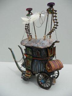 Viaggia in tutto il mondo. Rimorchi Pascal Tirmant - tutti interessanti in arte e non solo.