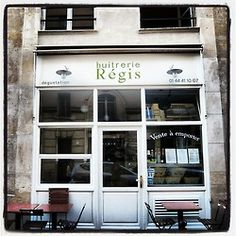 Huîtrerie Régis, Paris