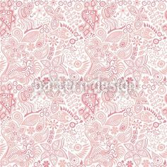 The Garden Of Eve by Irina Timofeeva available as a vector file on patterndesigns.com