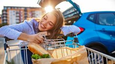 Savvy strategies to try and lower your grocery Grocery Deals, Grocery Store, Save Money On Groceries, Ways To Save, Saving Money, Budgeting, Good Things, Shopping, Save My Money