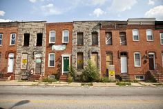Baltimore has thousands of vacant houses. Why can't homeless move in?