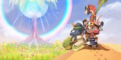 Ever Oasis - details on characters and races http://gonintendo.com/stories/279278-ever-oasis-details-on-characters-and-races?utm_campaign=crowdfire&utm_content=crowdfire&utm_medium=social&utm_source=pinterest