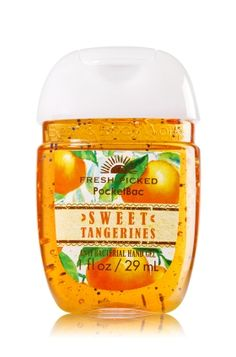 Body Care & Home Fragrances You'll Love - Fresh Picked Tangerines – PocketBac Sanitizing Hand Gel – Bath & Body Works – Now with more ha - Bath Body Works, Bath N Body, Best Home Fragrance, Home Fragrances, Victoria Secret Body Spray, Victoria Secret Fragrances, Bath And Bodyworks, Perfume, New Skin