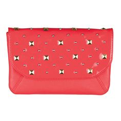 NEW Grace Adele Clutch- Faith (Coral) #GraceAdele #Clutch