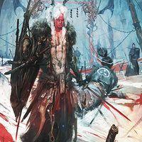 ArtStation - The Man-Bat Encounter, Reynan Sanchez