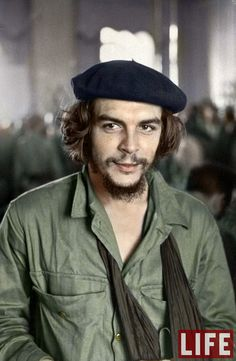 "Ernesto ""Che"" Guevara, Havana, Cuba, by Joseph Scherschel, January 1959"