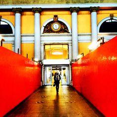 Stazione di Porta Nuova, Torino