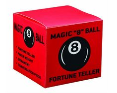 The Magic 8 Ball was invented in 1946 by Abe Bookman, and was reborn 30 years later by Mattel. This is something I don't think will ever lose favor with kids since, after all, it's magic.