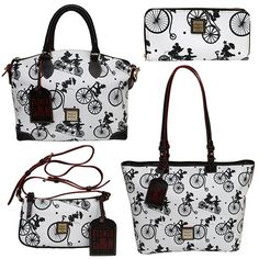 New Dooney & Bourke collection designed by Disney Design Group artist Paola Gutierrez.This collection will be released at the 2015 Epcot International Flower & Garden Festival at Epcot. You will find them at the Festival Center (former Wonders of Life Pavilion)
