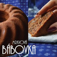 Celozrnná, mrkvová bábovka - Fitness recepty - Zdravé recepty, vaření, pečení, online kuchařka Healthy Cooking, Cooking Recipes, Healthy Recipes, Cloud Cake, Great Recipes, Banana Bread, Food And Drink, Veggies, Low Carb