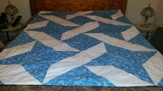 6th quilt for Hannah