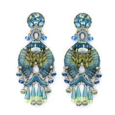 Ayala Bar Caspian Earrings 0110753 Spring 2017