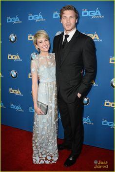 Chelsea Kane & Derek Theler: DGA Awards 2014 Duo