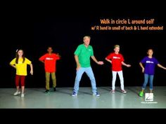 """John Jacobson and friends show us how to dance to the song """"Chan Mali Chan"""" arranged by John Higgins and featured in the October/November 2015 issue of Music. Music Express Magazine, Zumba Kids, Bible Songs, Music Do, Music And Movement, Dance Routines, Music Activities, Elementary Music, Ballet"""
