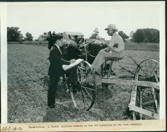 Enumeration, a Farmer Supplies Answers to the 232 Questions on the Farm Schedule, 1940 - 1941 by The U.S. National Archives