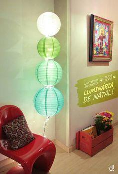 Decorviva! - Inspiração no tom da decoração.: Desafio Decor 3: Decoração de fim de ano!