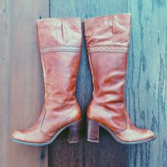 Start Me Up Knee High Boots at Electric Love Company