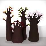 Plush trees