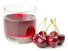 El jugo de cereza te ayuda a conciliar el sueño y a calmar el dolor muscular. Lee por qué