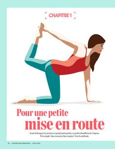 Mathilde Crétier — overview Magazine, Illustration Art, Yoga, Movies, Movie Posters, Psychology, Films, Film Poster, Magazines
