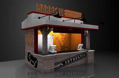 Food/Beverage Kiosk